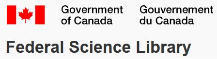 Logotipo da Federal Science Library Canandá com link externo para exibir a página da Revista no indexador
